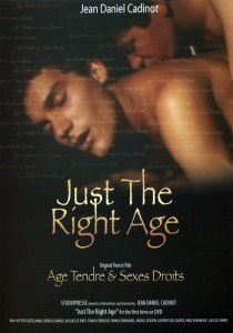 Just The Right Age DVD