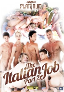 The Italian Job Part 2 DVD (NC)