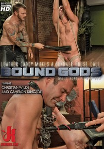 Bound Gods 36 DVD (S)