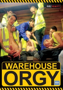 Warehouse Orgy DVD