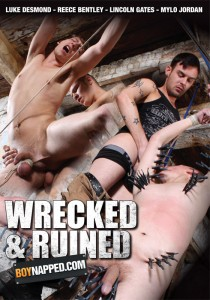Wrecked & Ruined DVD
