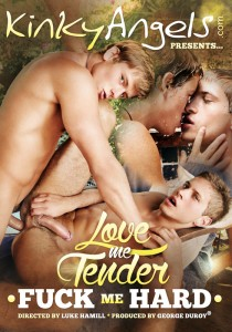 Love Me Tender - Fuck Me Hard DVD (S)