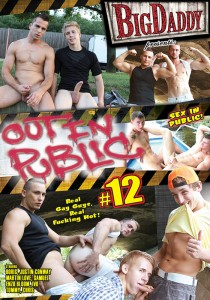 Out in Public 12 DVD