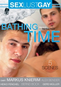 Bathing Time DVD