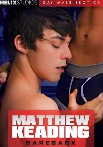 Matthew Keading Bareback DVD