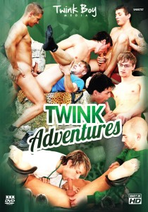 Twink Adventures DVDR