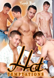 Hot Temptations DVD