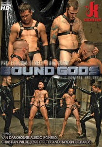Bound Gods 44 DVD (S)