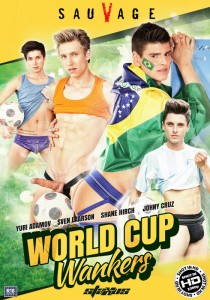 World Cup Wankers DVD (NC)