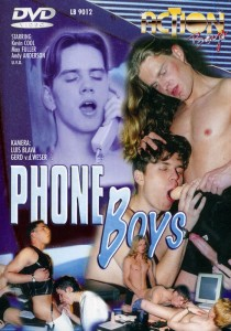 Phone Boys DVD (NC)