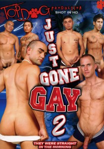 Just Gone Gay 2 DVD