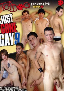 Just Gone Gay 9 DVD