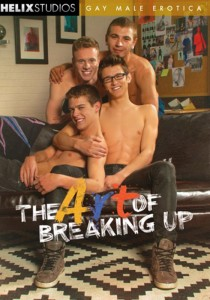 The Art Of Breaking Up DVD