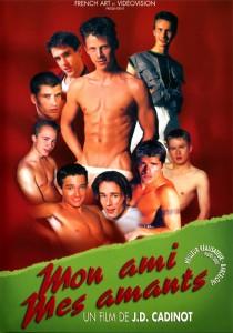 Mon Ami Mes Amants DVD (S)