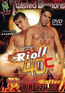 RIO 40°C DVD