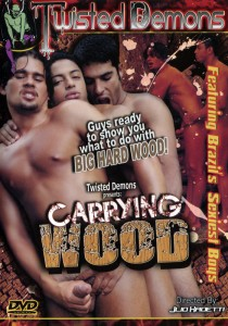 Carrying Wood DVD