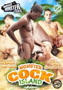 Monster Cock Island DVDR (NC)
