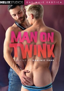 Man on Twink DVD - Front