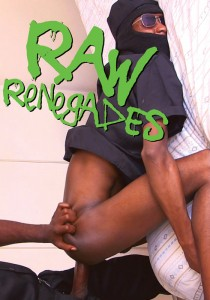 Raw Renegades DVD - Front