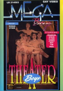 Theater Boys + Liebes Studio DVDR (NC)