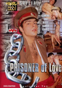 Prisoner of Love DVDR