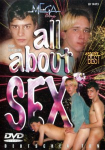 All About Sex DVD (NC)