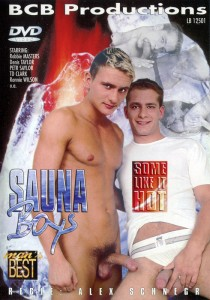 Sauna Boys DVDR