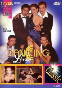 Dancing Lesson DVD