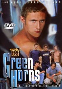 Green Horns DVD