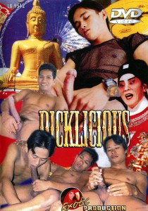 Dicklicious (Man's Best) DVD