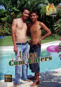 Asian Cum Eaters DVD (NC)