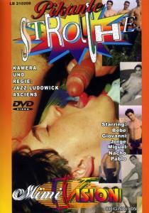 Pikante Strolche DVD (NC)