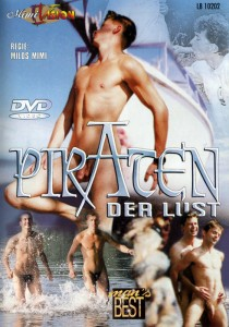 Piraten Der Lust DVD (NC)