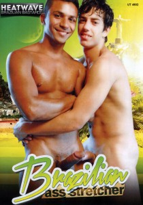 Brazilian Ass Stretcher DVD