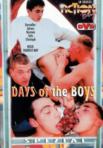 Days Of The Boys DVD