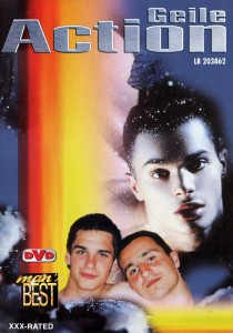 Geile Action DVD