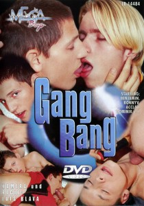 Gang Bang (Mega Boys) DVD