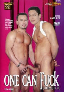One Can Fuck Everywhere DVD (NC)