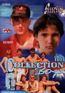Collection Boys 1 DVDR