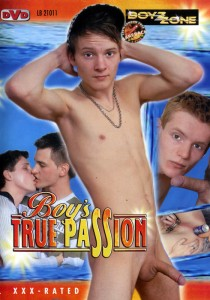 Boys True Passion DVD (NC)