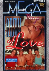 Army Of Love & Buro Hengste DVD