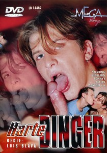 Harte Dinger DVD (NC)