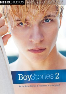Boy Stories 2 DVD