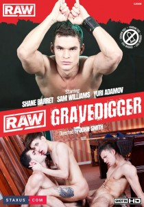 Raw Gravedigger DVD (NC)