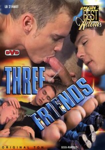 Three Friends DVD