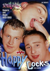 Happy Cocks DVD (NC)