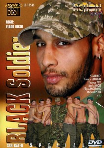 Black Soldier DVD