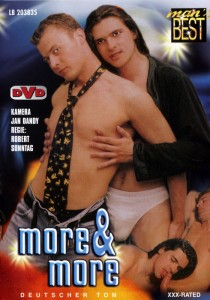More & More (Mans Best) DVD