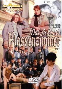 Das Fickende Klassenzimmer  2 DVD (NC)