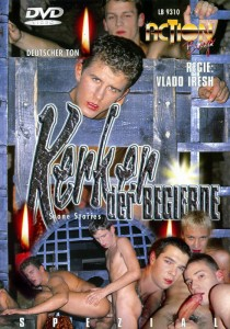 Kerker Der Begierde DVD (NC)
